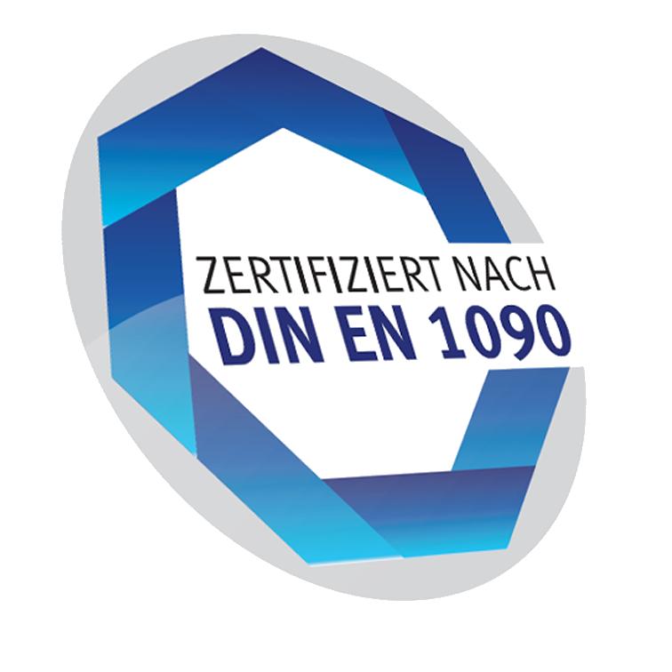 Greshake - Zertifiziert nach DIN EN 1090